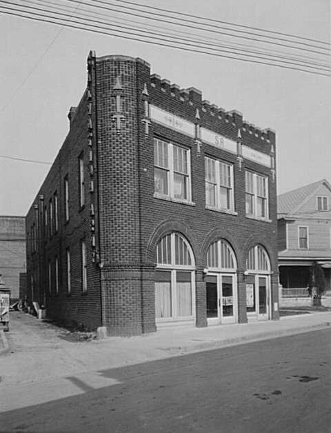 105 Morris St., early 1920s