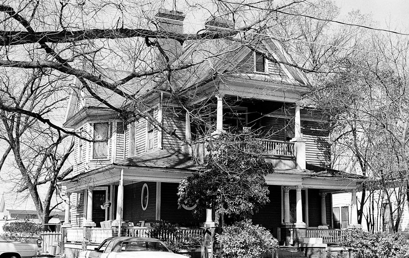 Freeland Markham House 1980
