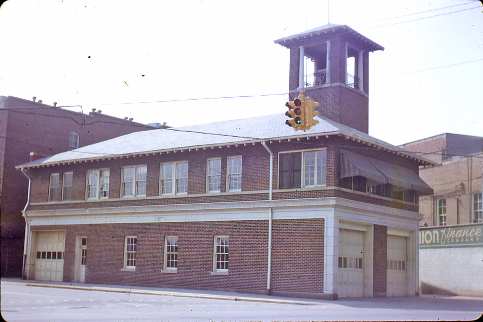 Fire Station 1 First Open Durham