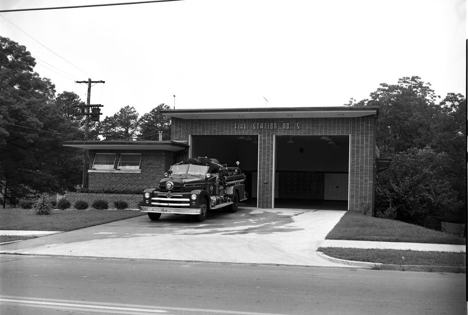 Fire Station 5 Open Durham