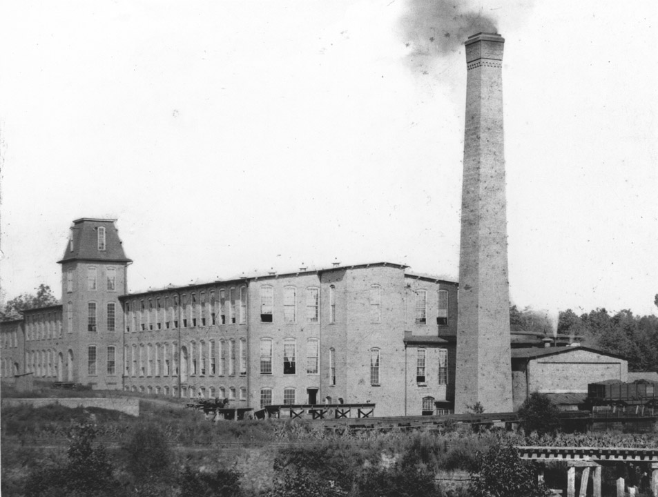 Pearl Cotton Mill Open Durham