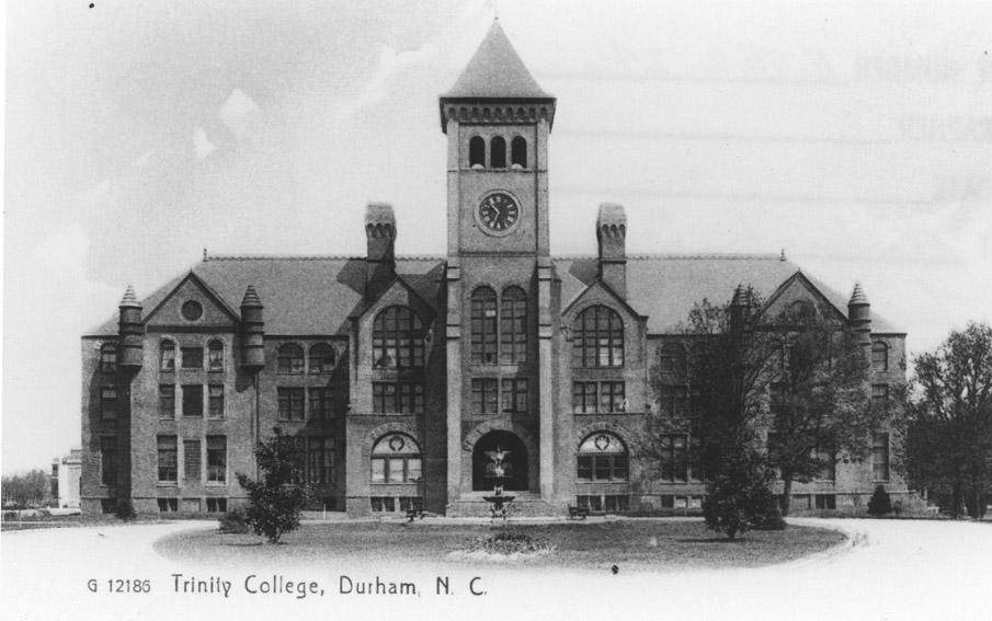 trinity college duke