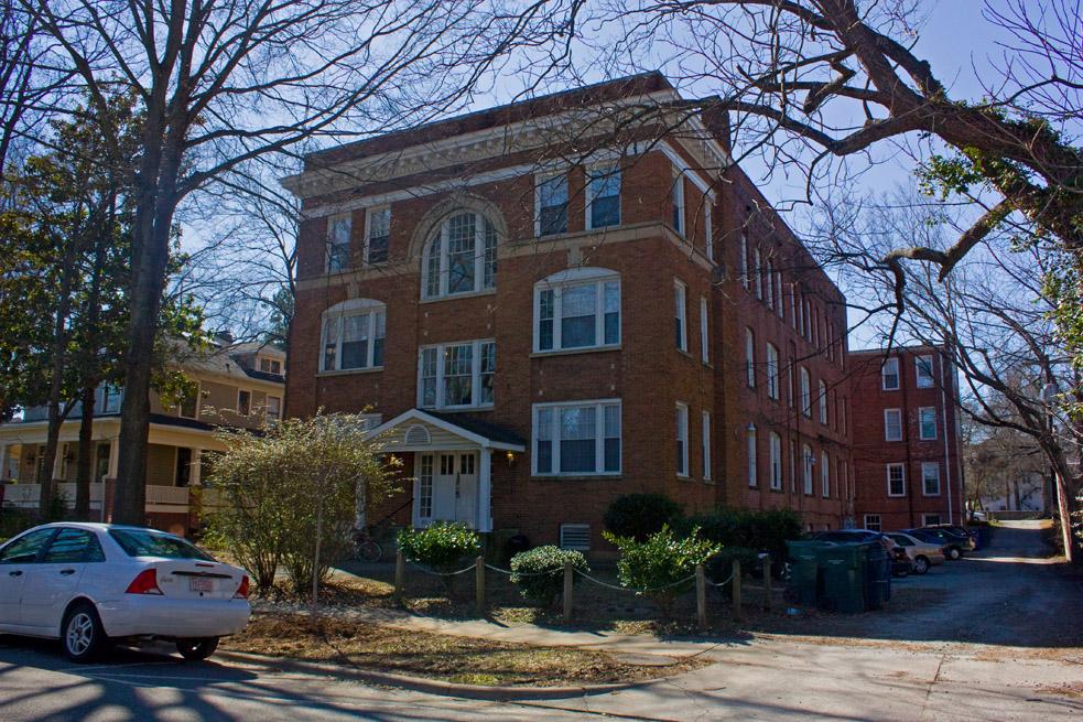 Powe Apartments 603 605 Watts Street Open Durham