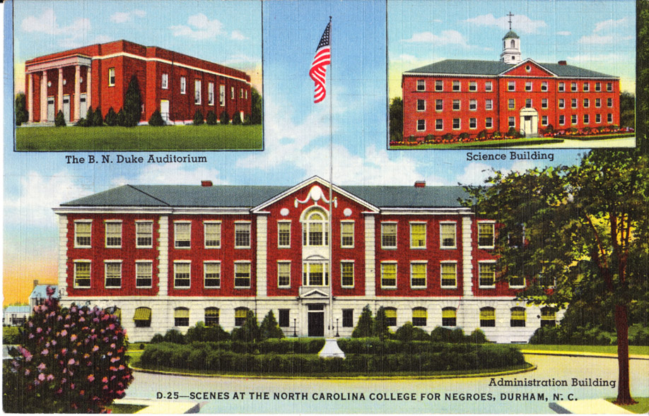 North Carolina Central University >> Bn Duke Auditorium North Carolina Central University