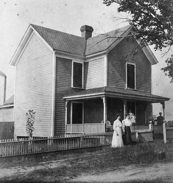 1808 vale street open durham for Styles of homes built in 1900