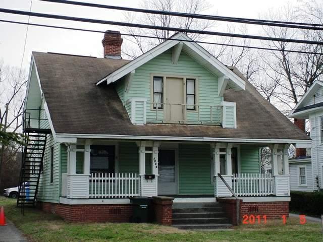 1215 Fayetteville Street A S Nurse House Open Durham