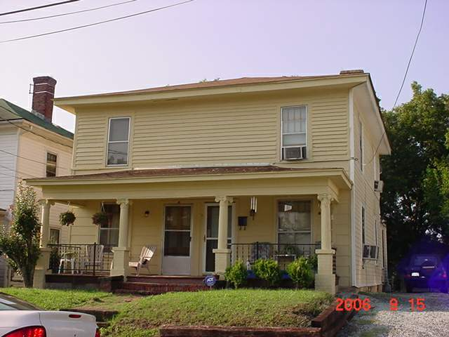 622 Price Avenue Alston Tyler Duplex Open Durham