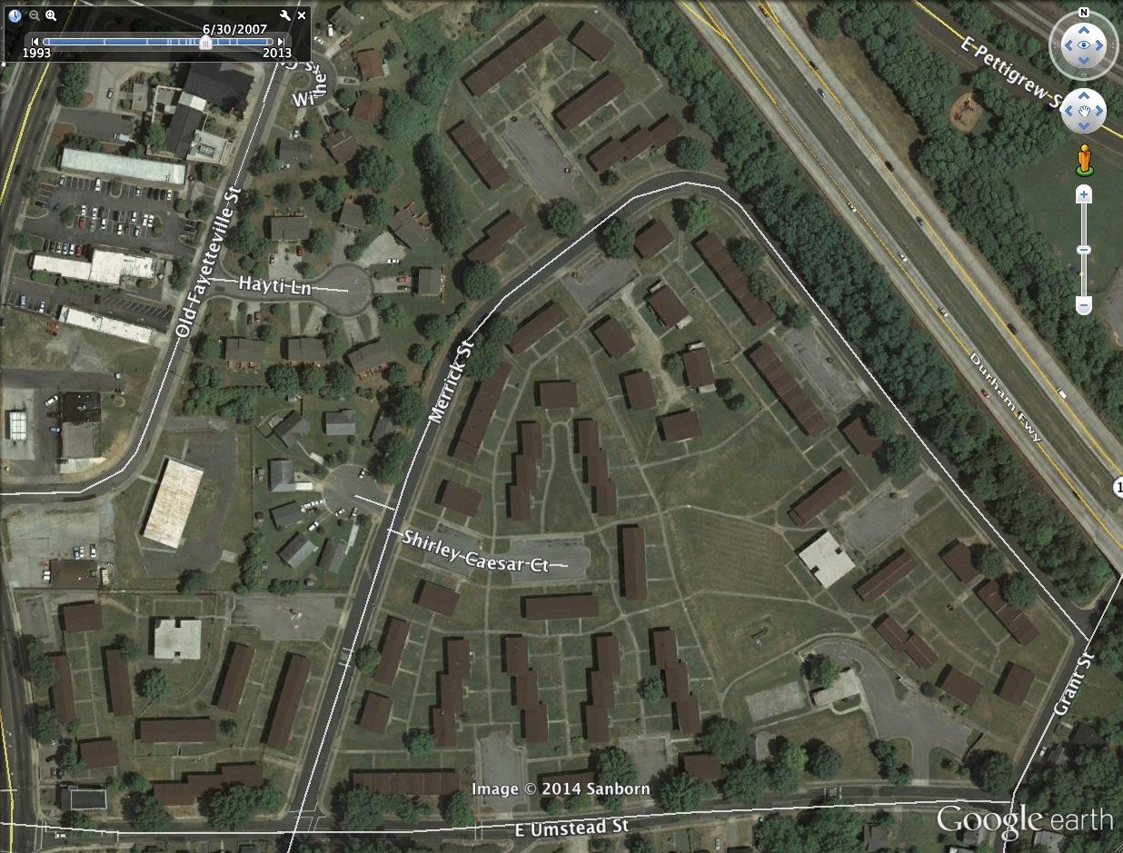 Sh sh show me my house on google earth - 2007 Aerial