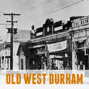 Old West Durham